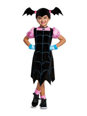 Classic Vampirina Costume for Children