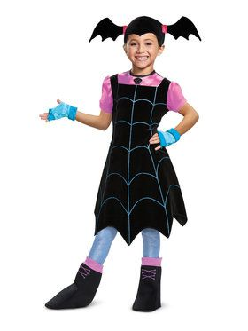 Deluxe Vampirina Costume for Toddlers