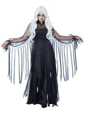 Vengeful Spirit Women's Costume