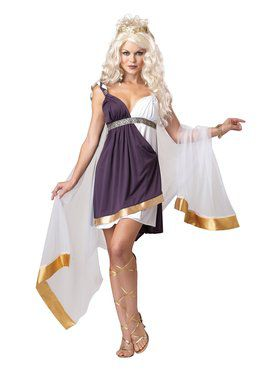 Venus, Goddess of Love Women's Costume
