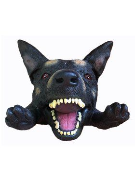 Vicious Dog Creature Peeper Prop