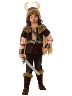 Viking Costume for Boys