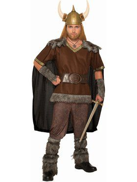 Viking Adult Warrior Chief Costume