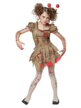 Voodoo Dolly Child Costume