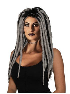 Adult Voodoo Dreadlock Wig