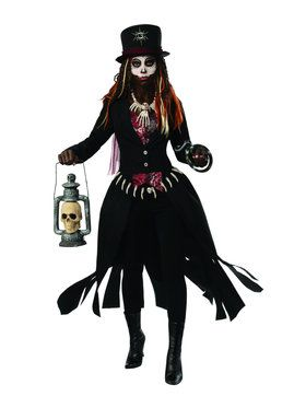 Adult Womens Magic Voodoo Costume