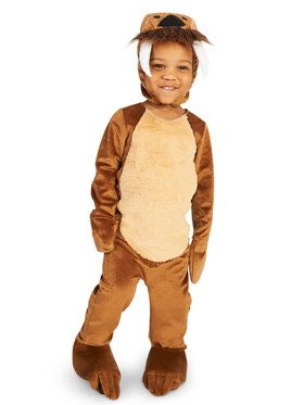 Walrus Cub Costume For Toddlers