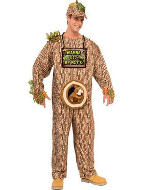 Wanna See My Nuts Mens Costume