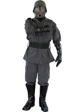 Warfare Adult Costume