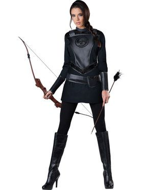 Warrior Huntress Womens Costume