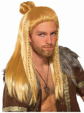Male Warrior Wig