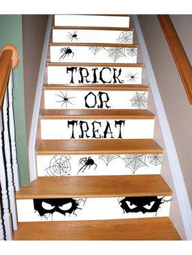 Watch Your Step - Stair Decorations