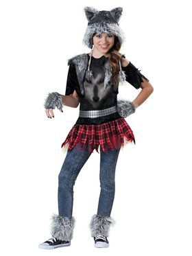 Wear Wolf Child Costume