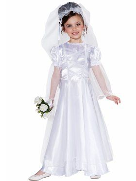Wedding Belle Girl's Costume