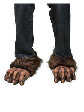 Werewolf Adult Feet