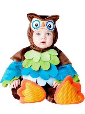 What A Hoot Owl Costume Infant Toddler