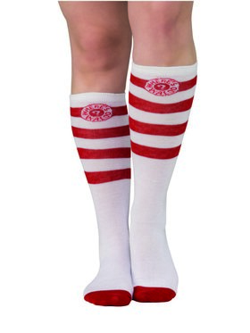 Adult Classic Where's Waldo Socks