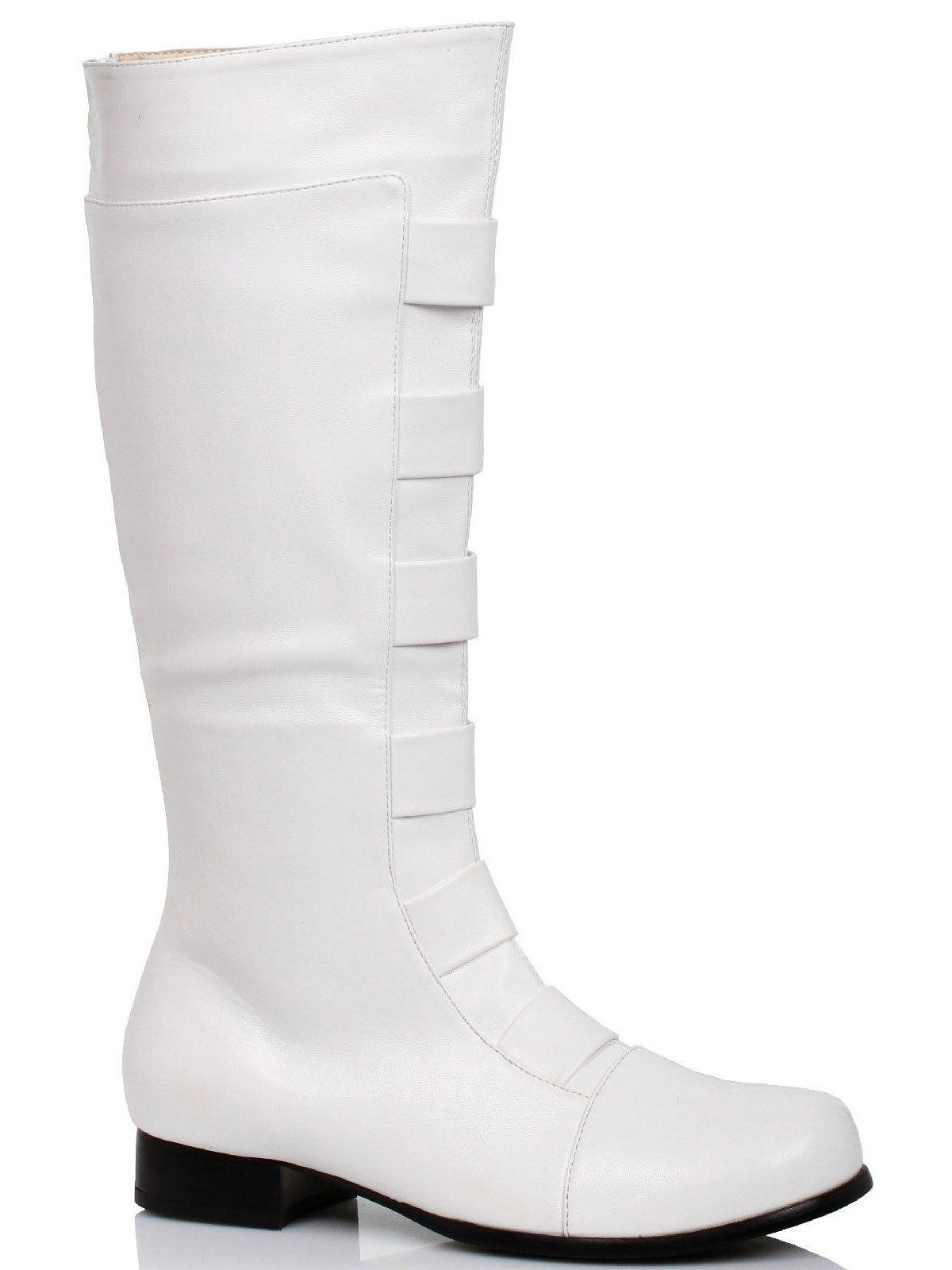 16a3ec63422 White Boots For Men - Costume Accessories for 2018 | Wholesale ...
