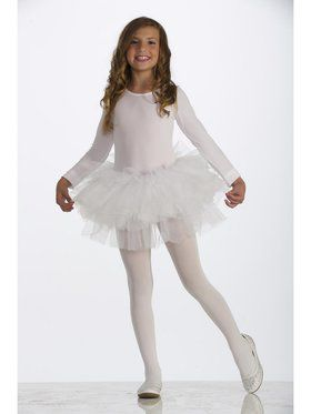White Tutu for Child