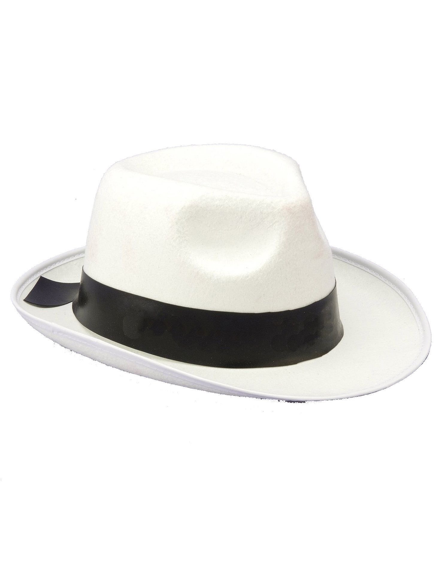 af549523b4eba White Gangster Hat - Costume Accessories for 2018