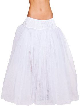 White Long Petticoat