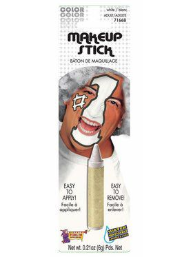 White Make Up Stick