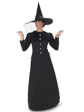 wicked witch costume for adults