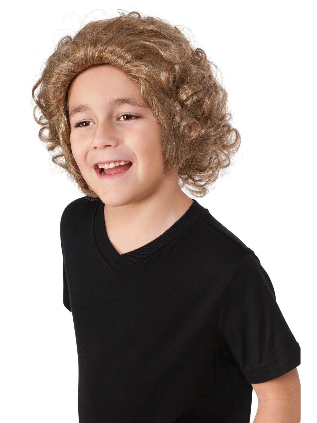 Willy Wonka the Chocolate Factory: Willy Wonka Child Wig 245358