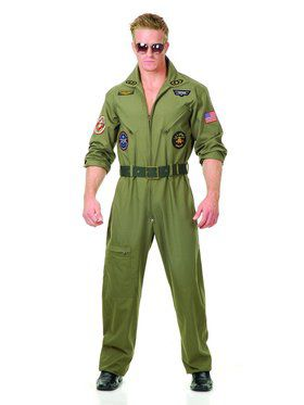 Adult's Top Gun Costume