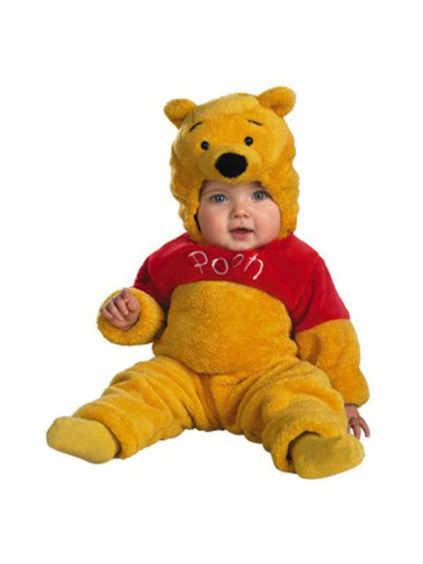 Winnie The Pooh Deluxe Infant Costume - Baby Toddler Costumes for ... e04452418162