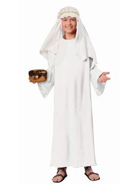 Wisemen White Costume