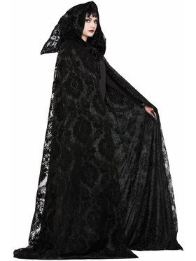 Witch & Wizard Adult Midnight Cloak