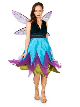 Adult Witching Hour Dragonfly Costume For Adults