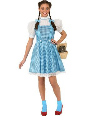 Wizard Of Oz Dorothy Adult