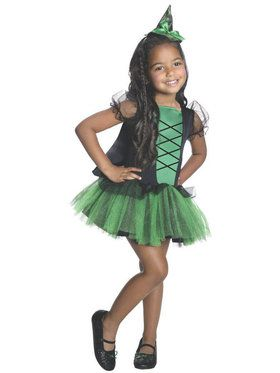 Wizard of Oz - Wicked Witch of the West Tutu Costume