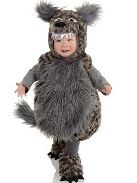Wolf Costume Toddler