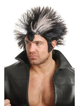 Adult's Wolfman Wig