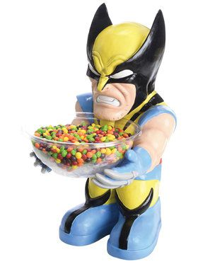 X Men Wolverine Candy Holder