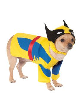 Wolverine Pet Costume