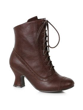 Womens Victorian Boots
