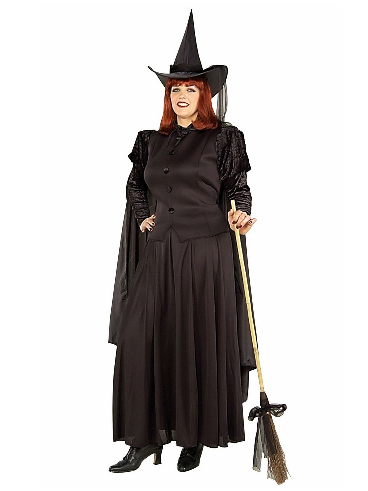 Plus Size Witch Halloween Costume