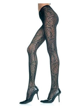 Woman's Spider Web Pantyhose
