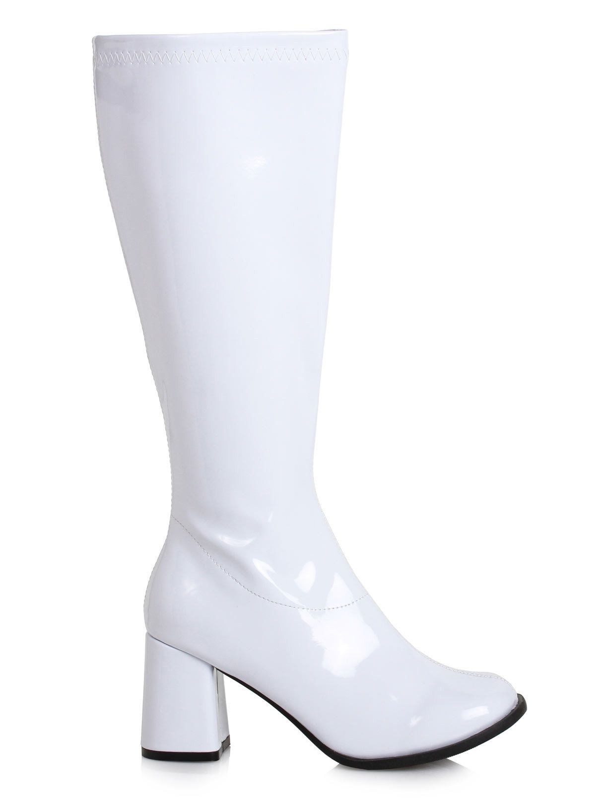 60331769981 Womens White Platform GoGo Boots - Costume Accessories for 2018 ...