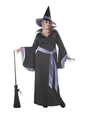 Women's Adult Plus Incantasia The Glamour Witch Costume