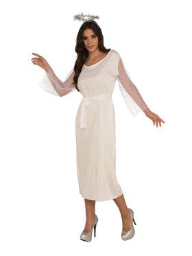 Women's Adult Angel Costume