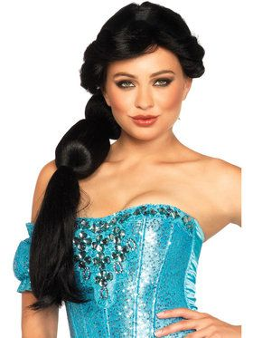 Women's Arabian Beauty Sexy Wig