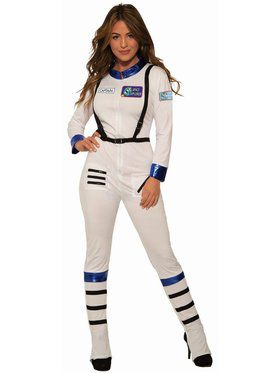 Astronaut Women's Costume