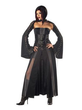 Women's Baroness Von Bloodshed Costume