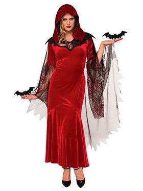 Bat Mistress Costume For Adults