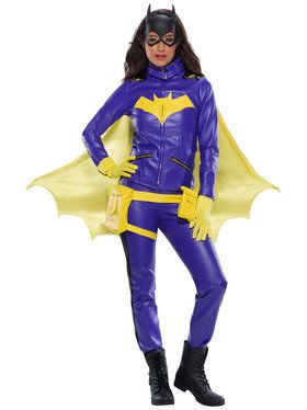 Batgirl Jacket Set For Women
